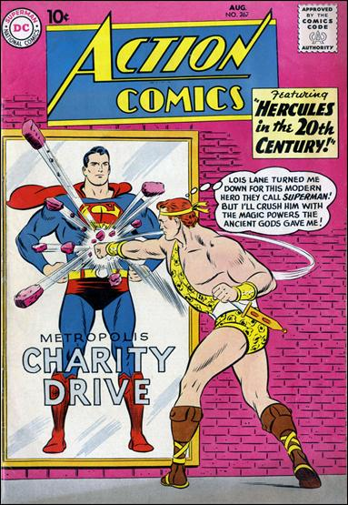 Action Comics (1938) 267-A by DC