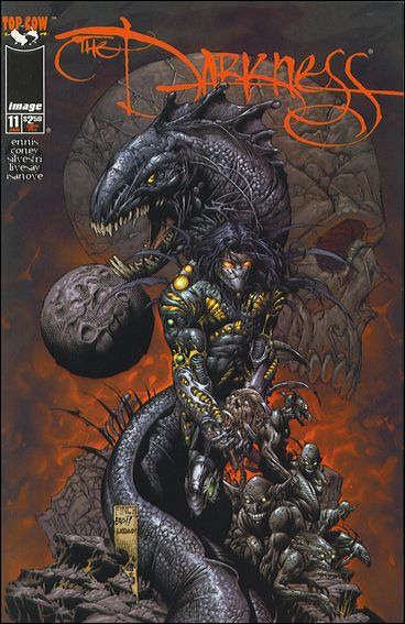Darkness (1996) 11-D by Top Cow