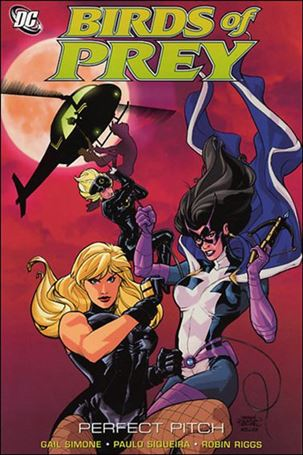 Birds of Prey 7-A
