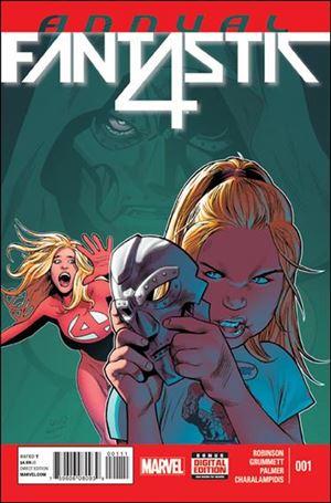 Fantastic Four Annual (2014) 1-A