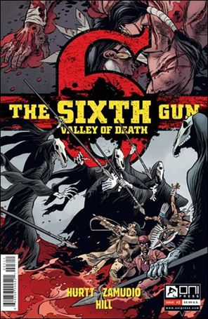 Sixth Gun: Valley of Death 3-A
