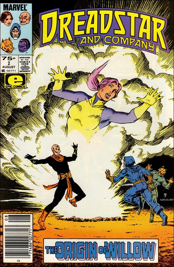 Dreadstar and Company 2-A by Epic