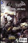 Batman: Arkham Unhinged 9-A
