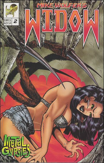 Widow: Metal Gypsies (1996) 2-Z-Invalid by Ground Zero Comics
