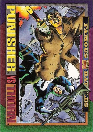 Marvel Universe: Series 4 (Base Set) 153-A by SkyBox