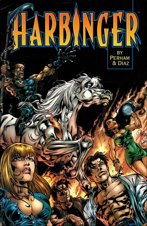 Harbinger: Acts of God 1-A by Acclaim