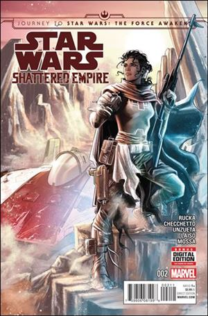Journey to Star Wars: The Force Awakens - Shattered Empire 2-A