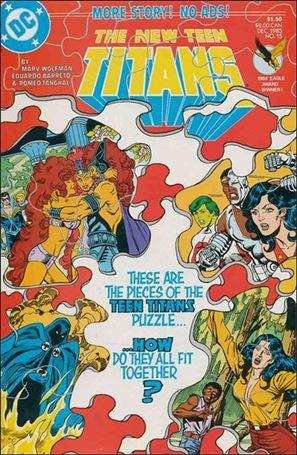New Teen Titans (1984) 15-A