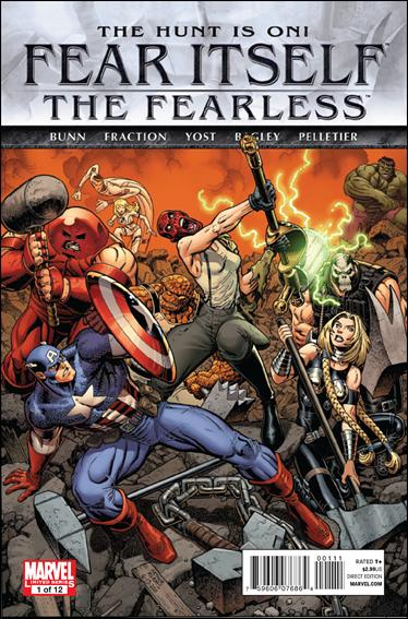 Fear Itself: The Fearless 1-A by Marvel