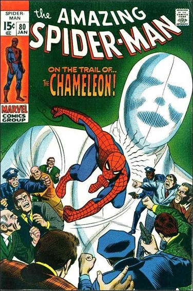 Amazing Spider-Man (1963) 80-A by Marvel