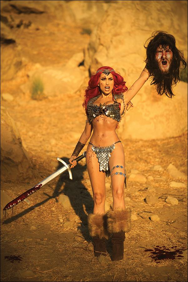 Red Sonja (2017) 25-I by Dynamite Entertainment