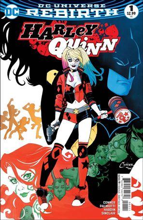 Harley Quinn (2016) 1-A