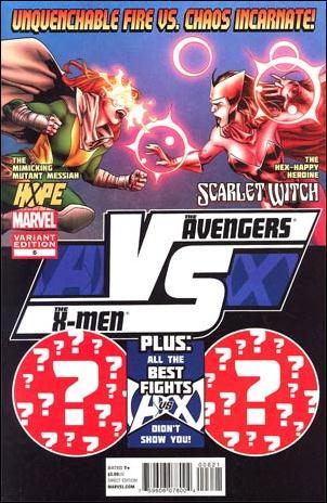 AvX: Vs 6-B by Marvel