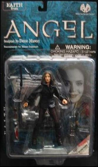 Angel: Series 1 Faith Leather Jacket Exclusive AFX by Moore Action Collectibles
