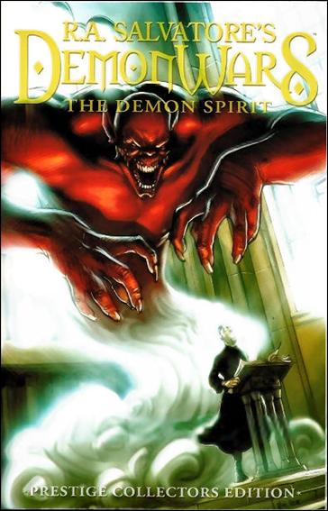 DemonWars The Demon Spirit 1-B by Devil's Due