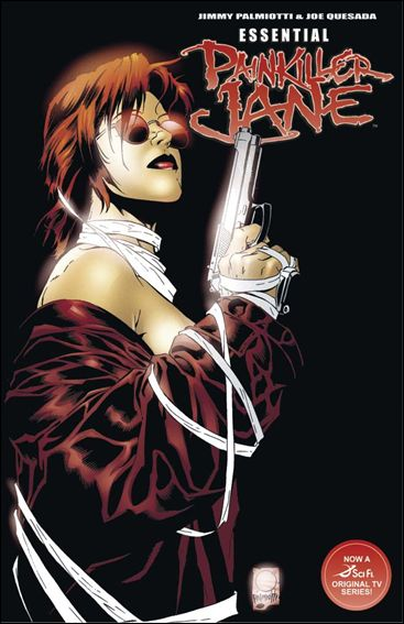 Essential Painkiller Jane 1-A by Dynamite Entertainment