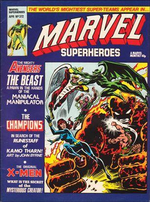 Marvel Superheroes (UK) 372-A