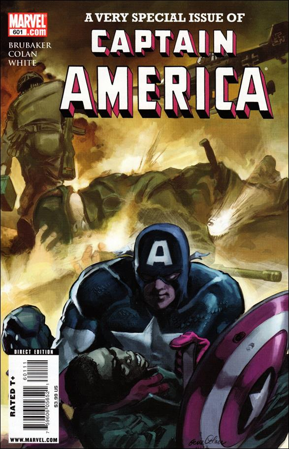Captain America (1968) 601-A by Marvel