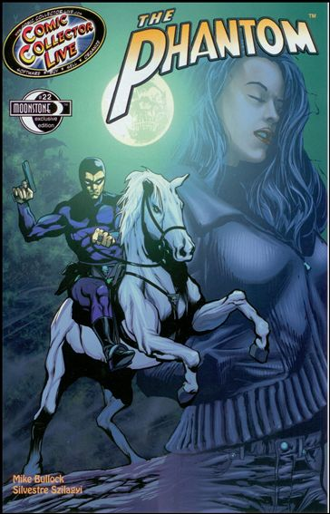 Phantom (2003) 22-B by Moonstone