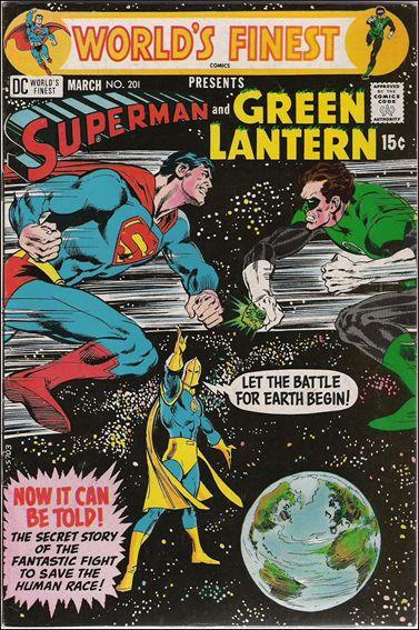 World's Finest Comics 201-A by DC