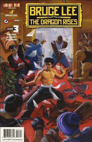 Bruce Lee: The Dragon Rises 3-A