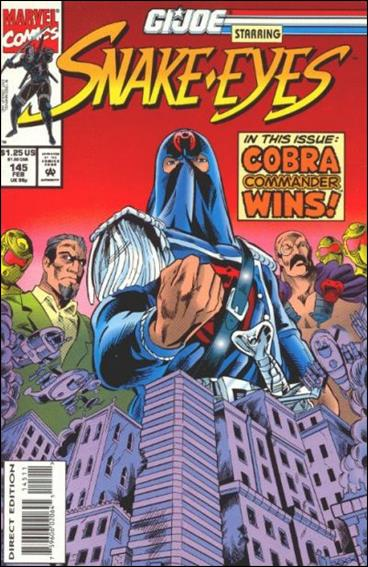 G.I. Joe: A Real American Hero 145-A by IDW