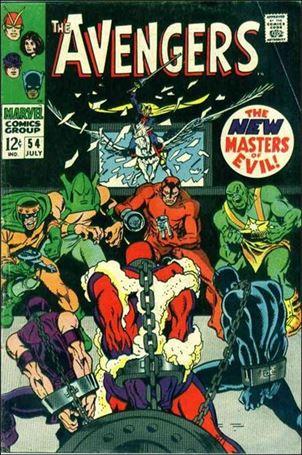 Avengers (1963) 54-A