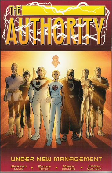 Authority 2-A by WildStorm