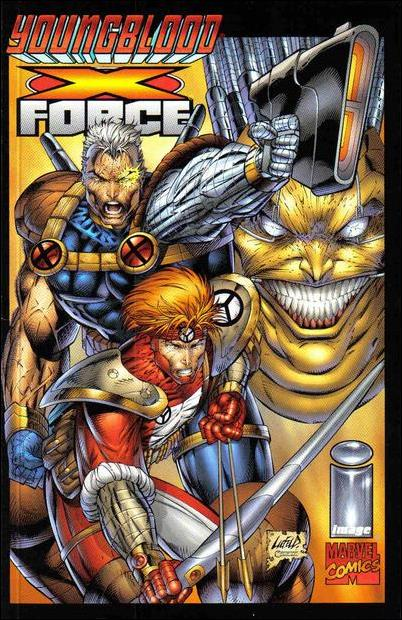 Youngblood/X-Force 1-C by Image