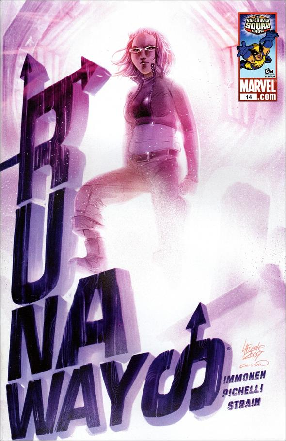 Runaways (2008) 14-A by Marvel