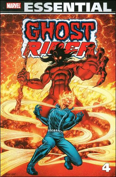 Essential Ghost Rider 4-A by Marvel