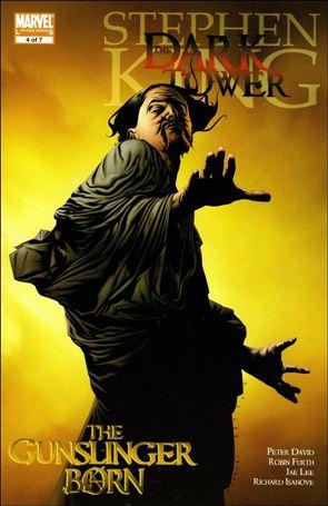 Dark Tower: The Gunslinger Born 4-A