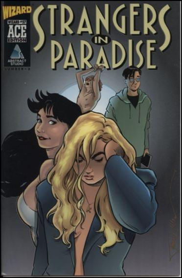 Strangers in Paradise (1993) 1-D by Antarctic Press