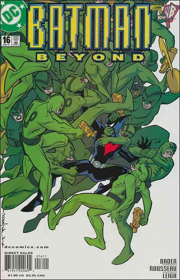 Batman Beyond (1999/11) 16-A by DC