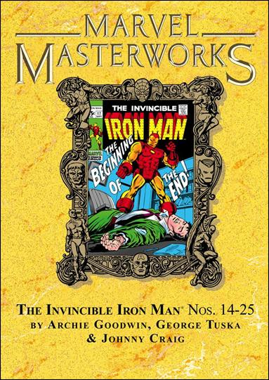 Marvel Masterworks: The Invincible Iron Man 6-B by Marvel