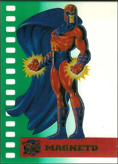 1995 Fleer Ultra X-Men (Suspended Animation Subset) 6-A by Fleer