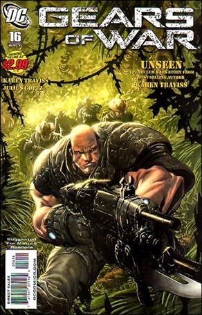 Gears of war books and comics