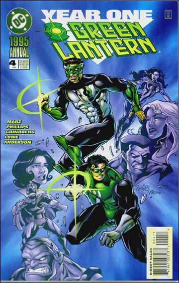 Green Lantern Annual (1992) 4-A by DC