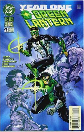 Green Lantern Annual (1992) 4-A