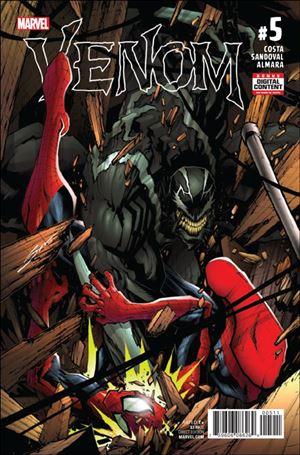 Venom (2017) 5-A