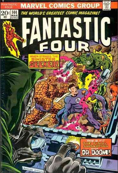 Fantastic Four (1961) 144-A by Marvel