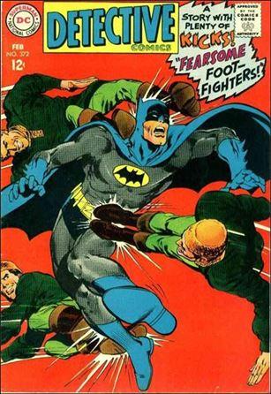 Detective Comics (1937) 372-A