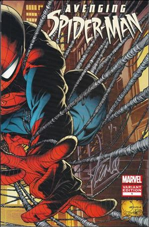 Avenging Spider-Man 1-O