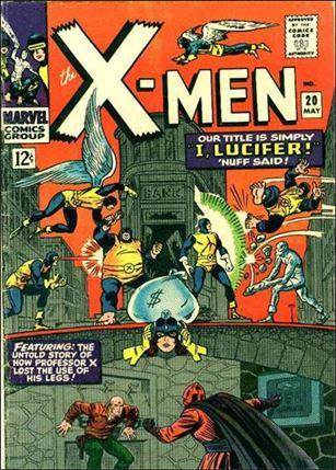 X-Men (1963) 20-A