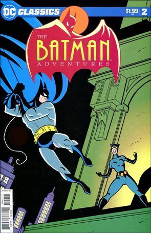 DC Classics: The Batman Adventures 2-A