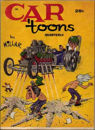 CARtoons (1959) 3-A by Trends