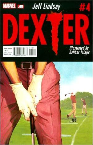 Dexter 4-A by Marvel