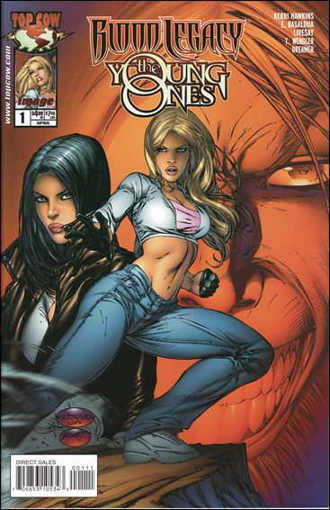 Blood Legacy: The Young Ones 1-A by Top Cow