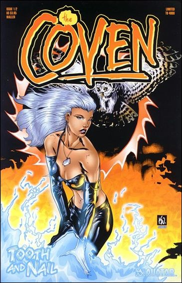 Coven: Tooth and Nail 1/2-B by Avatar Press