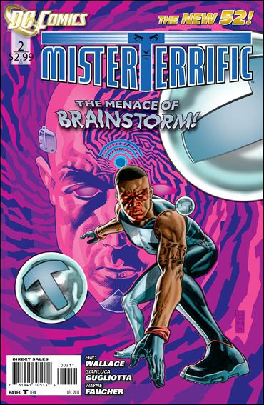 Mister Terrific 2-A by DC
